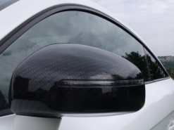Audi TT Carbon Dipped Wing Mirrors