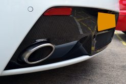 Aston Martin Rear Grille Angled