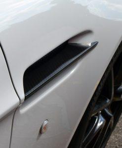 Aston Martin Side Vent Fin Above