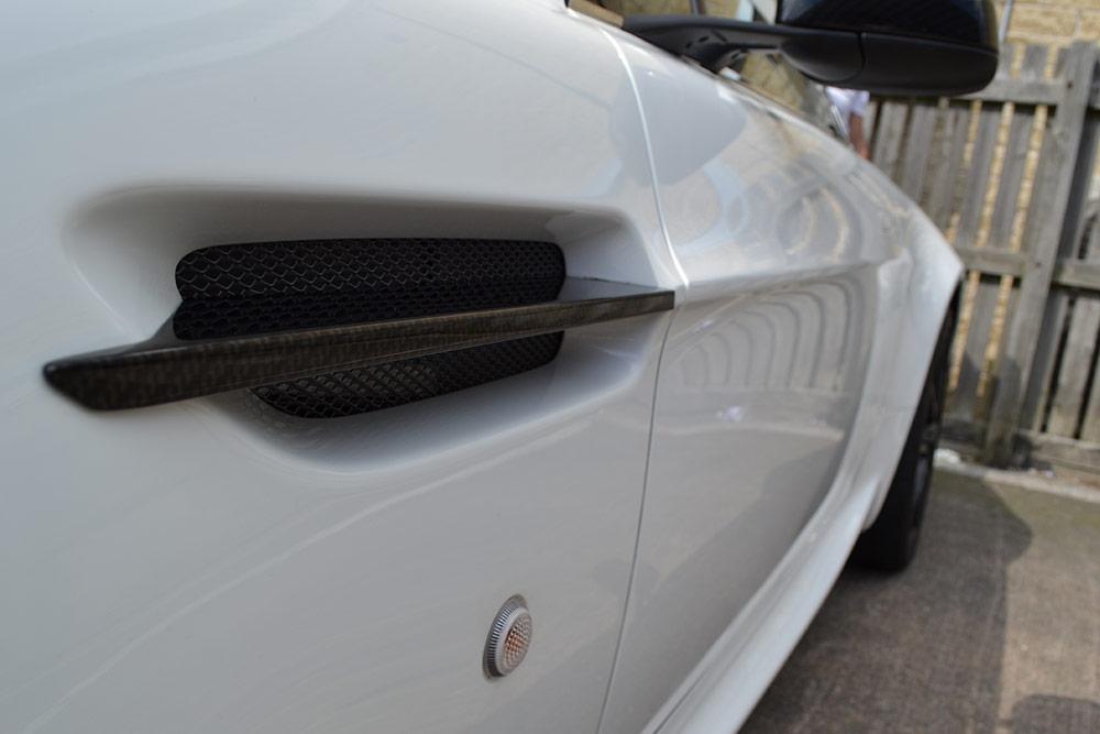 Aston Martin Side Vent Fin Left