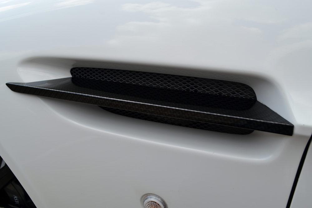 Aston Martin Side Vent Fin Right