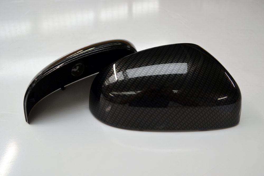 Aston Martin Wing Mirrors Reverse