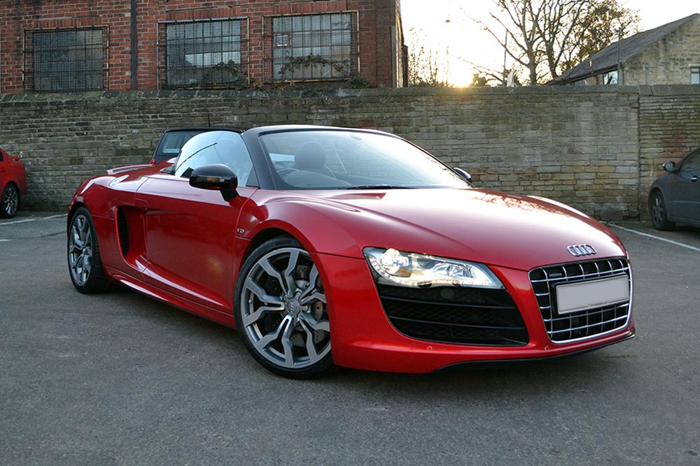 Kandy Red Wrap for R8