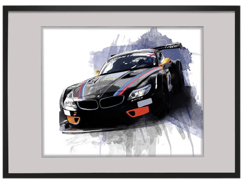 BMW Z4 GT2
