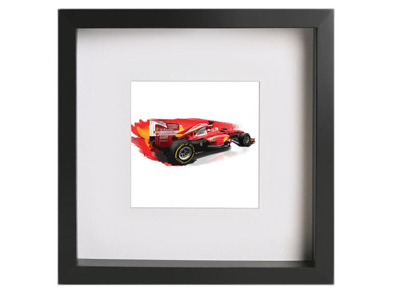 F1 Ferrari Alonso