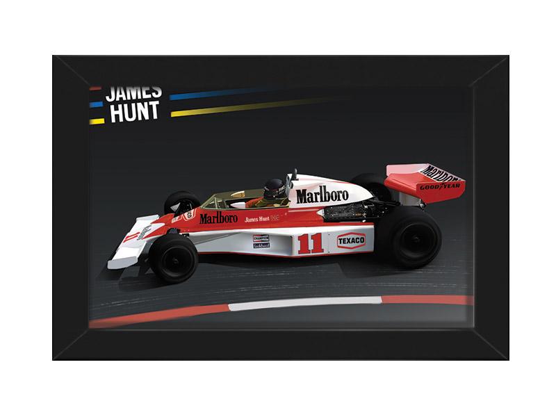 F1 James Hunt