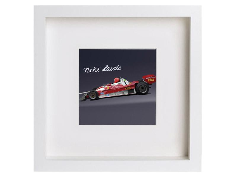 F1 Niki Lauda