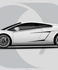 Lamborghini Gallardo Side Vent Highlights