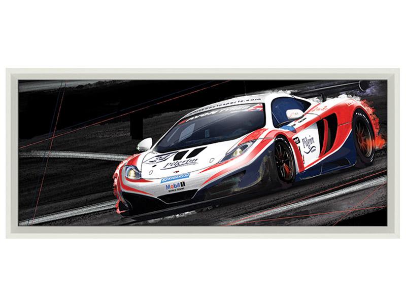 McLaren MP4 12C GT2