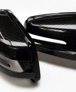 Mercedes C63 AMG Carbon-Dipped Mirrors Pair
