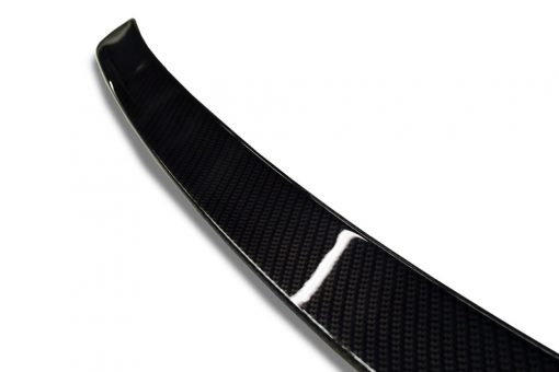 Mercedes C63 AMG Carbon Rear Spoiler