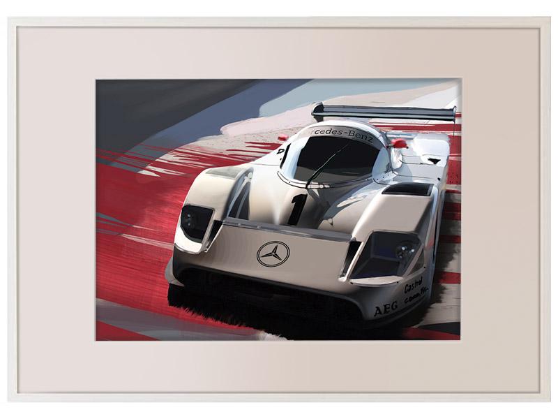 Mercedes-Benz Sauber C11