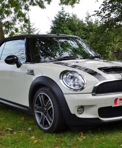 Mini Cooper Carbon Dipped Accessories