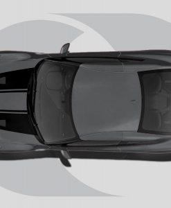 Nissan GTR Roof Graphics Viper Stripes