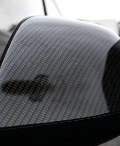 VW T5 Transporter Carbon Dipped Wing Mirrors