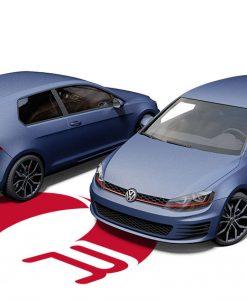 VW Golf MK7 Wrap