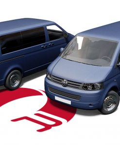 VW Transporter Vinyl Wrap