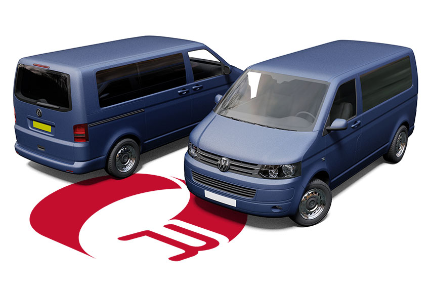 Vw Transporter Vinyl Wrap By Reforma Uk