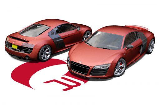 Audi R8 Wrap