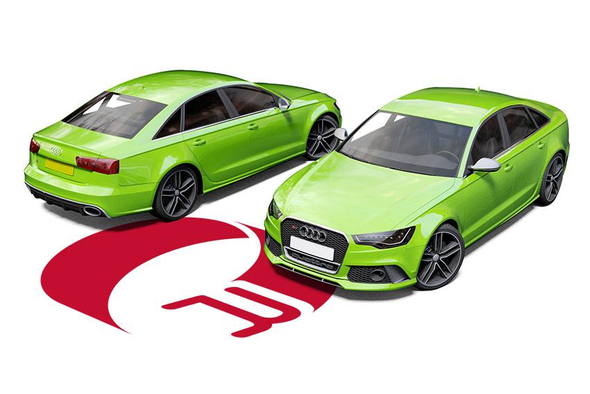 Audi RS6 Wrap