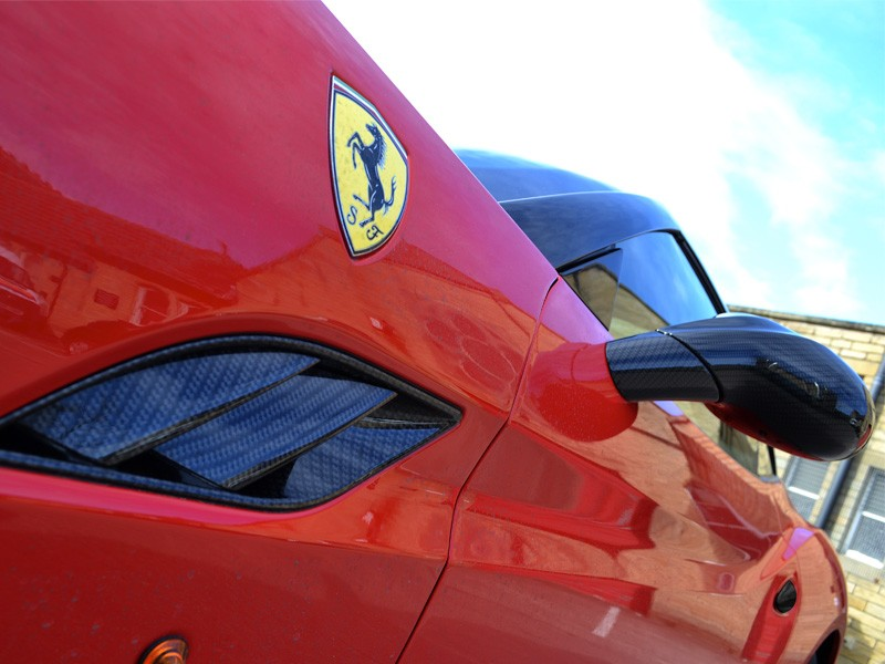 Ferrari California Carbon Pack Front Corner