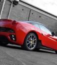 Ferrari California Carbon Pack Rear Corner Right