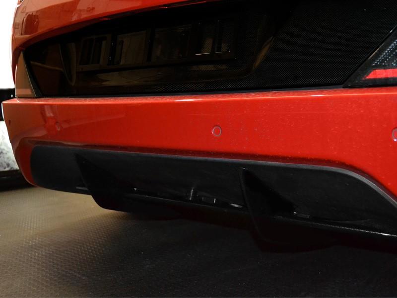 Ferrari California Rear Diffuser