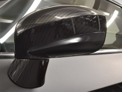 Nissan GTR Carbon Wing Mirrors