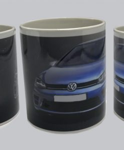 VW Golf Newage Mug