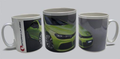 VW Scirocco Mug