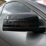Mercedes C Class Gunmetal Mirrors