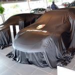 Porsche 911 Matte Grey Cloaked