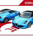 Alfa Romeo 4C Downloadable