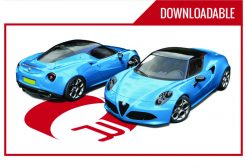 Alfa Romeo 4C Downloadable