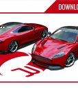 Aston Martin Vanquish Downloadable Thumbnail