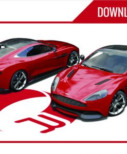 Aston Martin Vanquish Downloadable Thumbnail