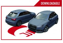Audi A1 Downloadable Thumbnail