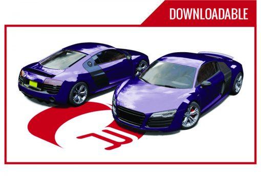 Audi R8 Downloadable Thumbnail