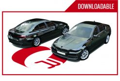 BMW 5 Series Downloadable Thumbnail