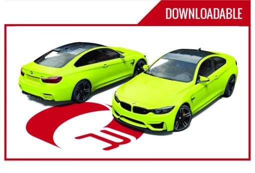 BMW M4 Downloadable