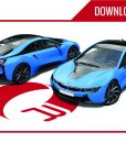 BMW i8 Downloadable Thumbnail