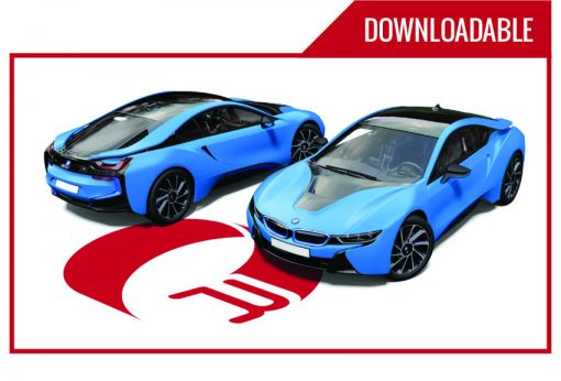 BMW i8 Downloadable Thumbnail
