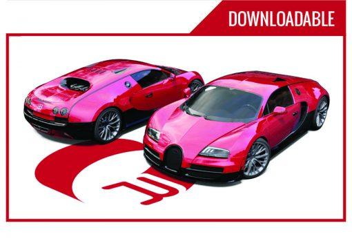 Bugatti Veyron Downloadable