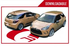 Citroen DS3 Downloadable