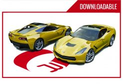 Chevrolet Corvette Downloadable