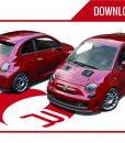 Fiat 500 Downloadable Thumbnail.