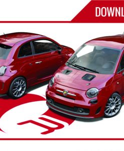 Fiat 500 Downloadable Thumbnail.