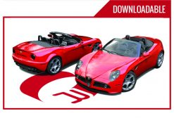 Alfa Romeo 8C Thumbnail