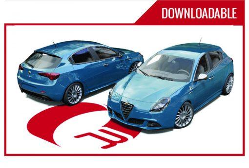 Alfa Giulietta Thumbnail