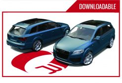 Audi Q7 Downloadable